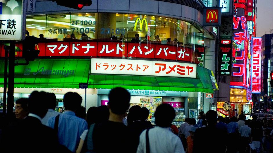 Tokio, ilustrační foto.