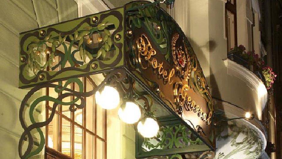 Pražský hotel General se dostal do první desítky nejlépe hodnocených hotelů v Evropě