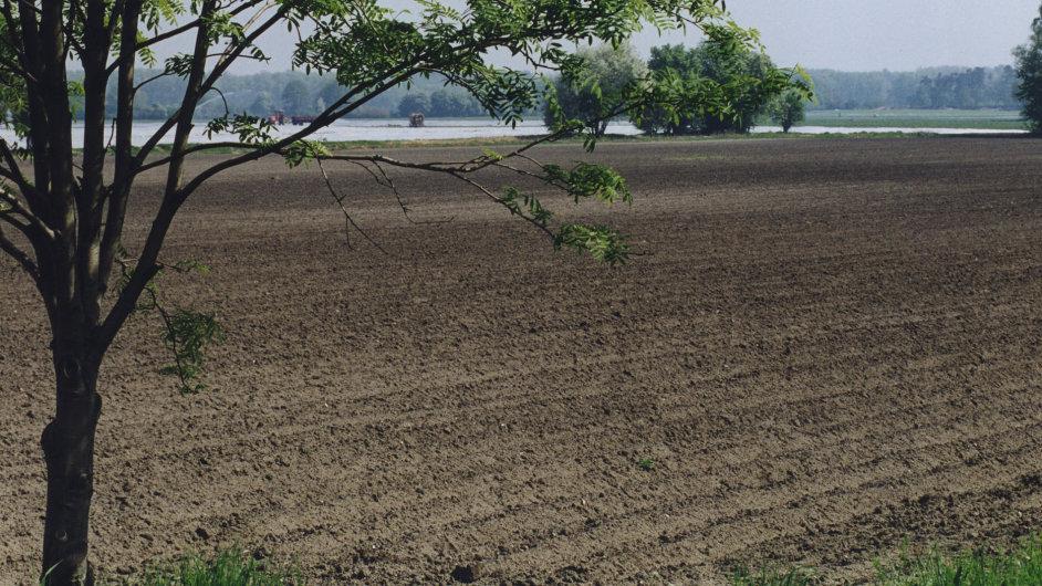 Investice do zemědělské půdy