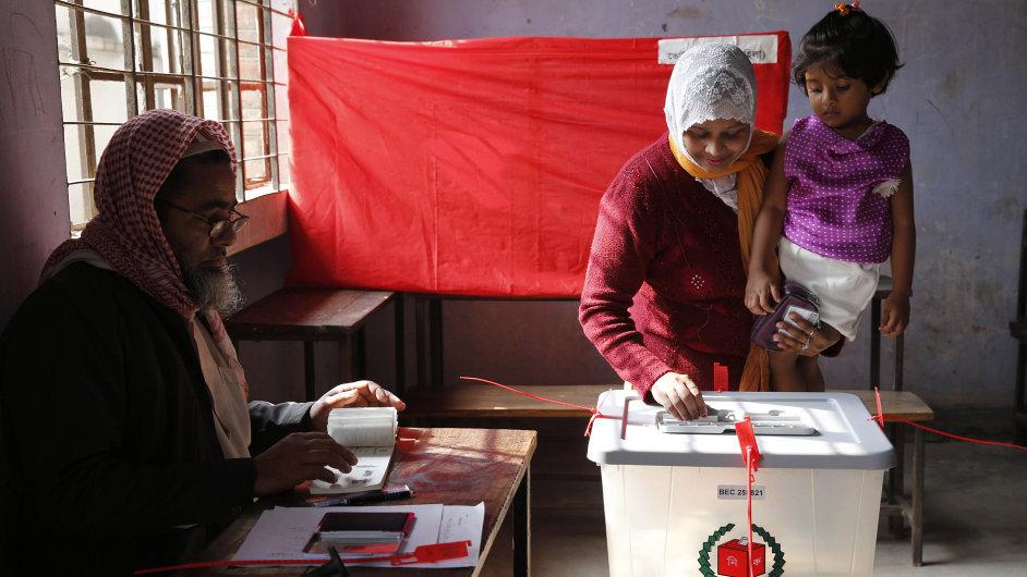 Volby v Bangladéši