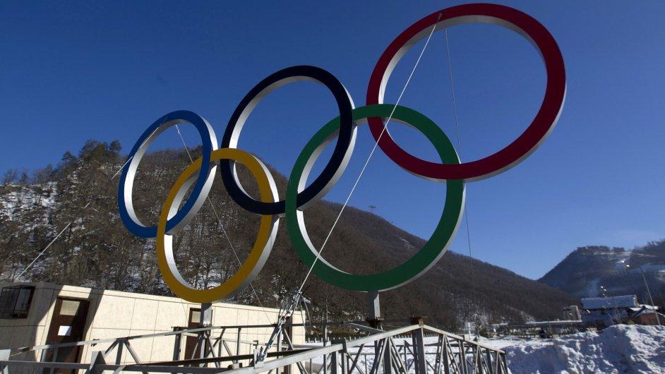 Symbol olympiád (ilustrační foto)