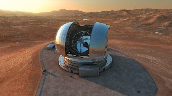 Největší vesmírný dalekohled, který má být dokončen v roce 2022, umožní lépe vyhledávat planety podobné Zemi, kde by se teoreticky mohl nacházet i život.
