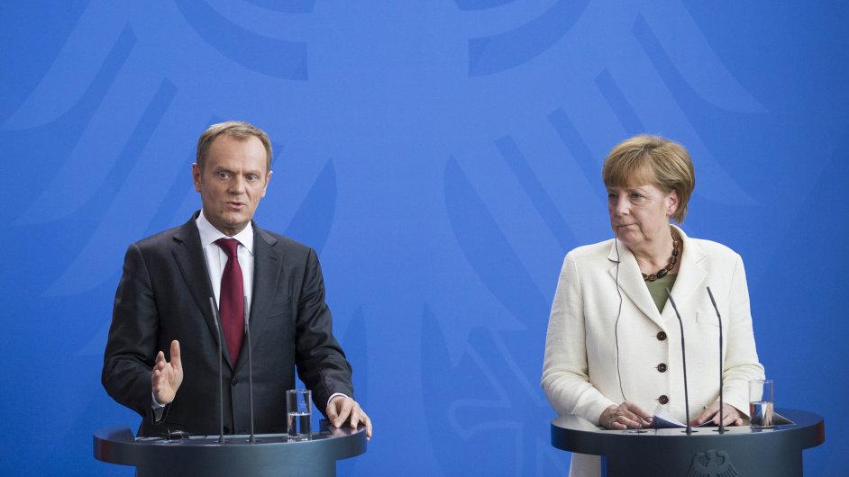 Polský premiér Donald Tusk plánuje vytvořit energetickou unii.