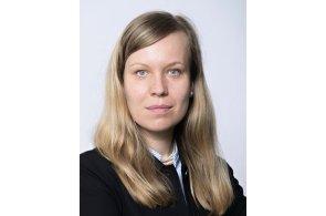 Hana Drápalová,  tisková mluvčí a PR manažerka Sberbank CZ