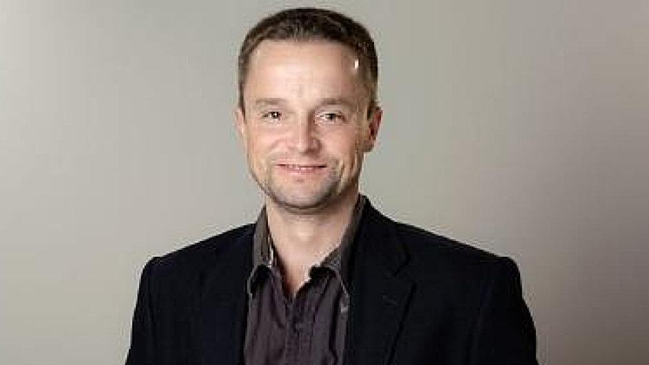Václav Sochor, konzultant pro PR společnost Bison & Rose