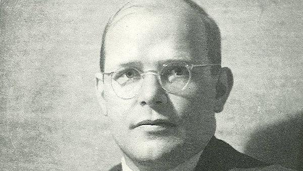 Dietrich Bonhoeffer byl v dubnu 1945 odsouzen k smrti.