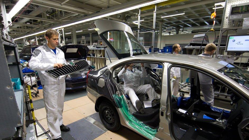 Nejvýznamnější firmou ČR žebříčku Czech Top 100 podle tržeb za uplynulý rok se stala již podruhé v řadě Škoda Auto.
