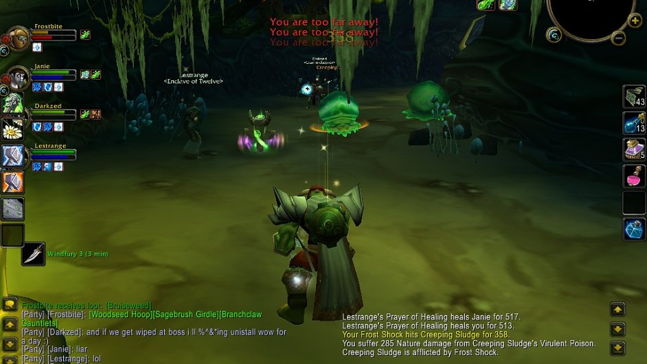 World of Warcraft - ilustrační foto