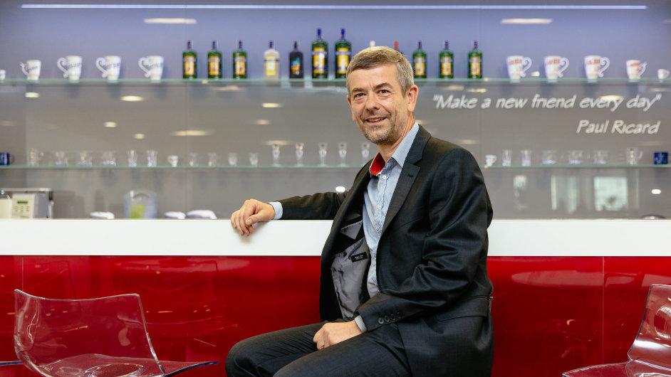 Vladimír Darebník, viceprezident Unie výrobců a dovozců lihovin