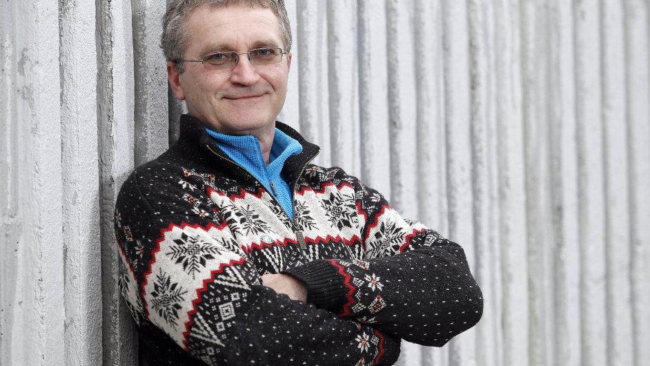 Josef Stemberk, geolog Akademie věd ČR