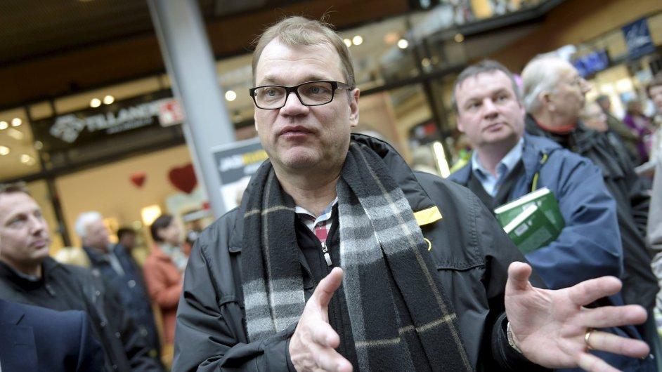 Juha Sipilä se stal finským premiérem.