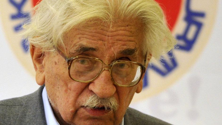 Přední český spisovatel a publicista Ludvík Vaculík zemřel 6. 6. 2015 ve věku 88 let.