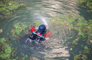 Jasnější pravidla pro práci průmyslových potápěčů mají zabránit neštěstí - Ilustrační foto.