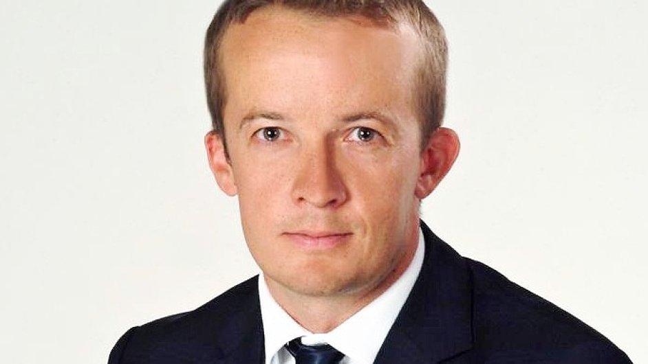 Maciej Tkacz, ředitel marketingu pro střední Evropu společnosti Discovery Networks