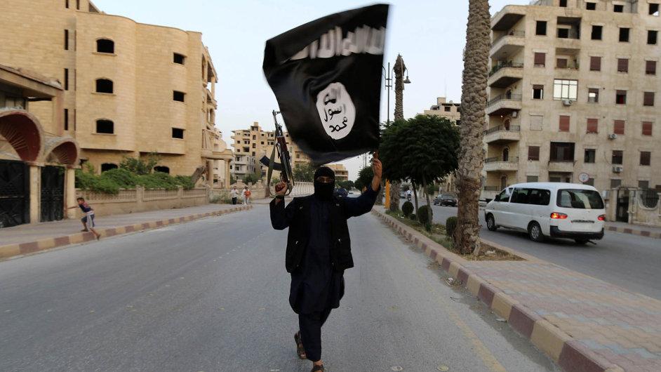 Islámský stát si zabral území ato hodlal postupně rozšiřovat.