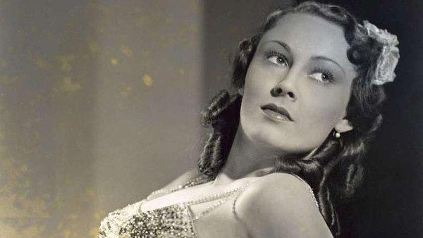 Třeštíková: Lída Baarová byla pyšná, když jí Hitler volal, řekl jí, že je úžasná.
