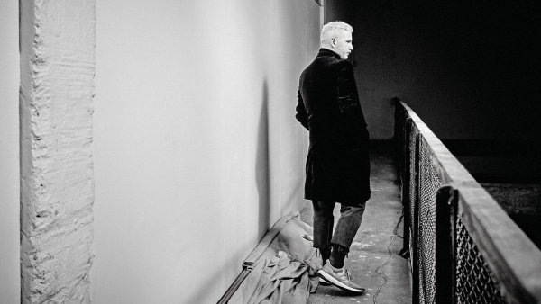 Ředitel Mercedes-Benz Prague Fashion Weeku Lukáš Loskot.