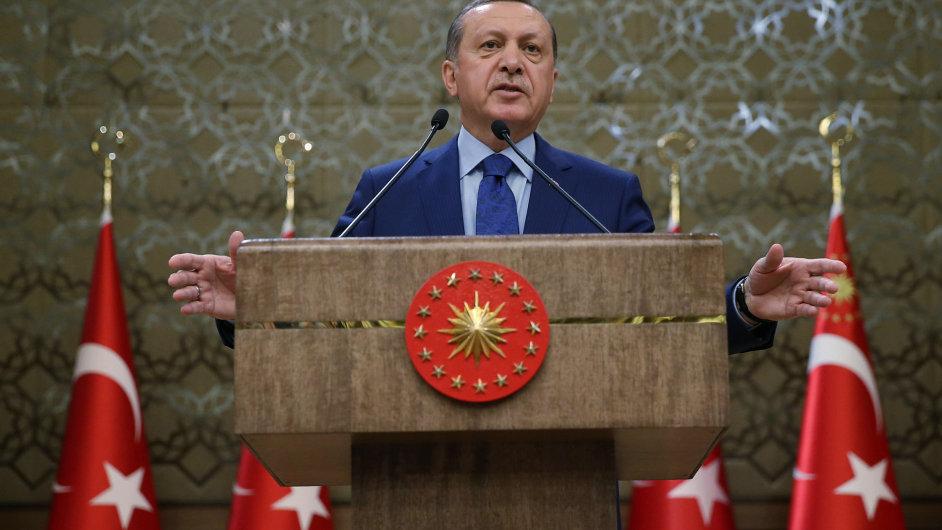 Únorový atentát v Ankaře byl odvetou za tažení proti kurdské menšině, ke kterému dal rozkaz prezident Recep Tayyip Erdogan.