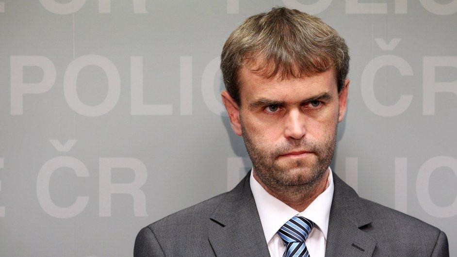Šéf ÚOOZ Robert Šlachta.