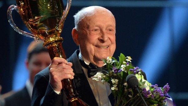 Stanislav Zimulka byl oceněn za celoživotní činoherní mistrovství.