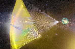 Stephen Hawking a ruský miliardář Milner chtějí poslat miniaturní loď k Alfě Centauri