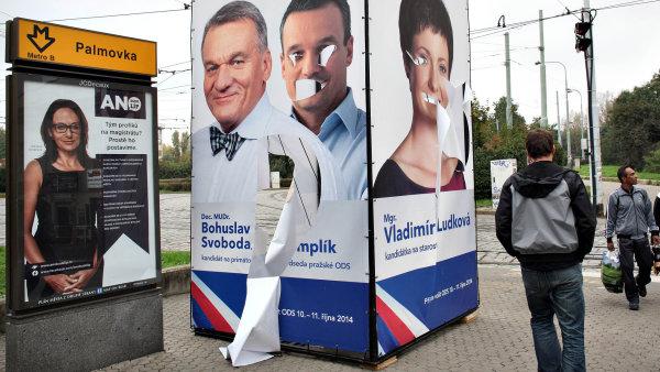 Každý se počítá. Obchodovat shlasy se bude zřejmě ivnadcházejících volbách - Ilustrační foto.