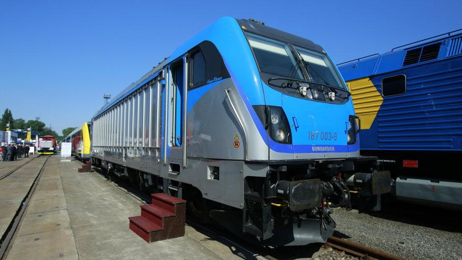 Bombardier Traxx AC3
