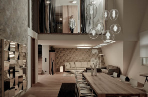 Fiktivní nájemníci v Pařížské zažili díky pětici architektů interiérový  design na vlastní kůži a025b174ee