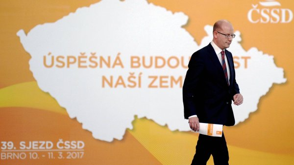 Sobotka ani po znovuzvolení nemá vyhráno - Ilustrační foto.