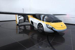 Výroba slovenského létajícího auta začne za dva roky. AeroMobil již má několik vážných zájemců