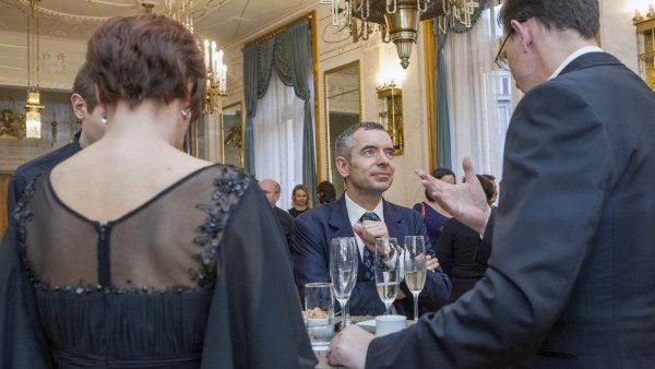 Jan Sadil, člen představenstva skupiny ČSOB.