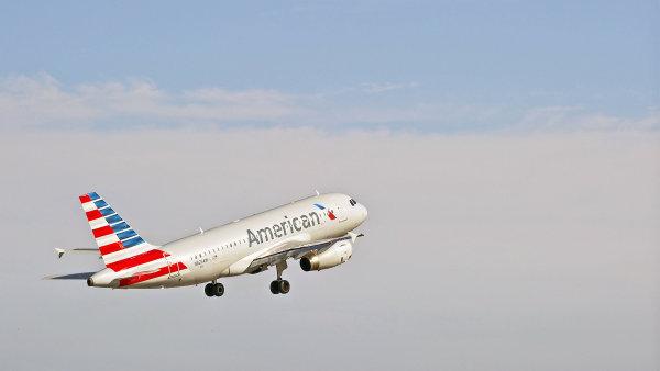 American Airlines - Ilustrační foto.