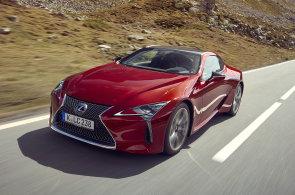 Japonská automobilka Lexus mění image. Pomáhá jí v tom i nové kupé LC, které jsme testovali