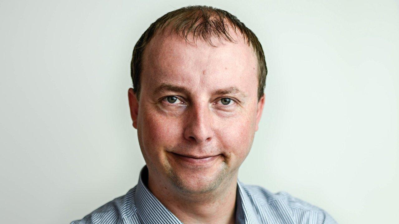 Jaromír Talíř, člen představenstva mezinárodní organizace DNS-OARC