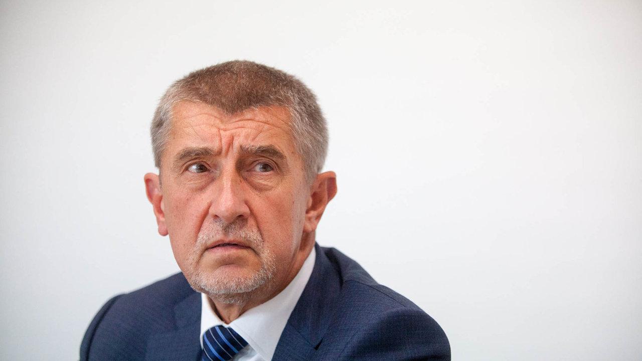 Andrej Babiš také připomněl společný projekt zemí Visegrádské skupiny, který přispívá do fondu na podporu řešení migrace v Africe.