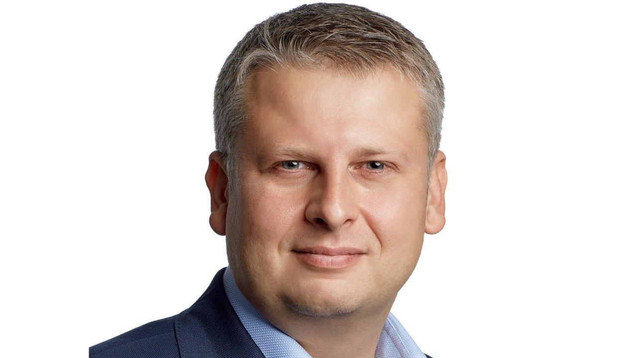 Denis Sokolov, vedoucí oddělení průzkumu trhu pro střední a východní Evropu Cushman & Wakefield