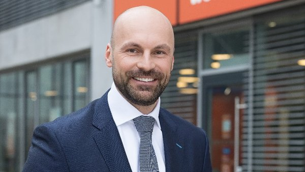 Michael Pupala, CEO Wüstenrot
