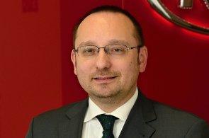 Arnošt Barna, generální ředitel společnosti KIA MOTORS CZECH