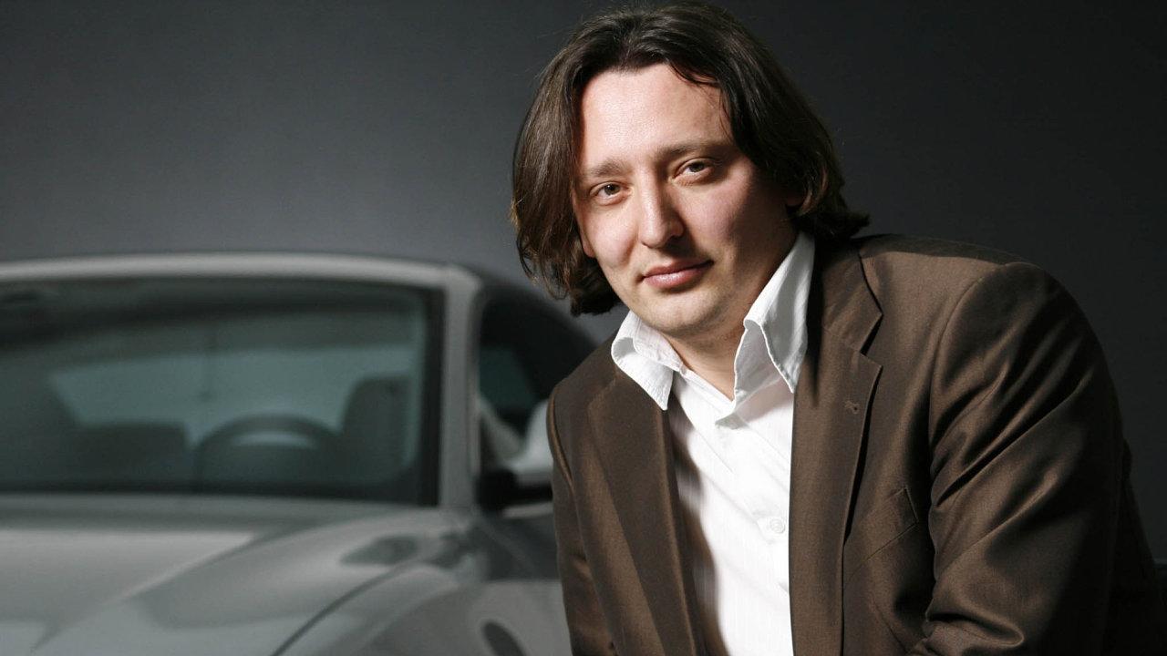 Šéfdesignér Škody Auto Jozef Kabaň odešel zautomobilky podevíti letech loni vúnoru. Zamířil doněmeckého BMW.