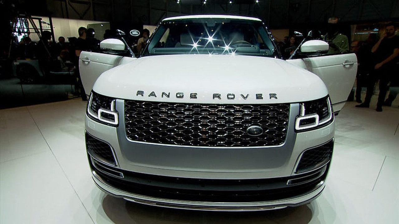 Range Rover se vrací s klasikou. Bude třídveřový