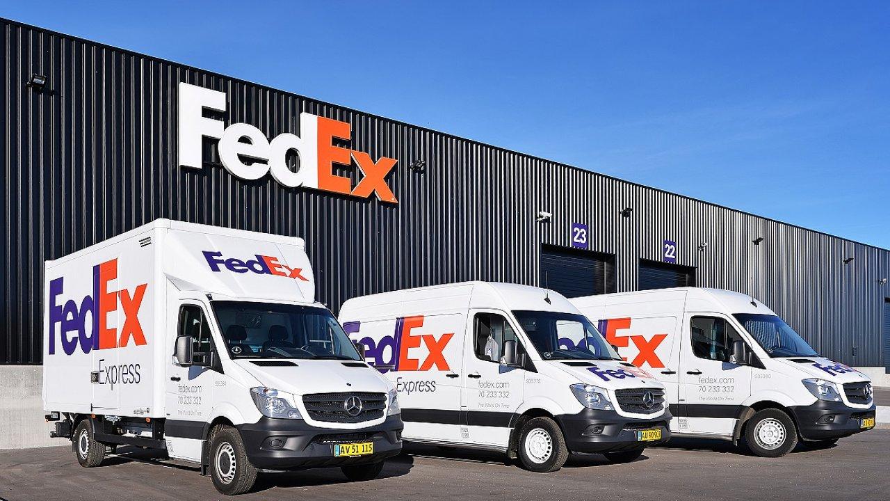 Novým logistickým hubem společnosti FedEx Express projde přes 3 tisíce zásilek za hodinu.
