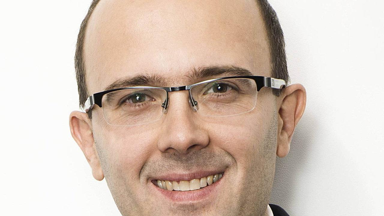 Milan Filípek z Unie podnikových právníků ČR