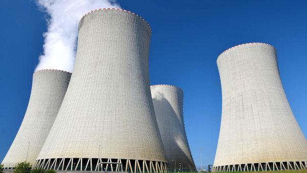 Bude bez dohledu: Podle vládního návrhu by se ministři nedostali například ani k závěrům kontroly Jaderné elektrárny Temelín.