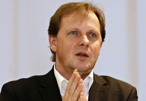 Petr Dvořák, generální ředitel České televize