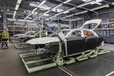 Superb je nejvýdělečnější model z nabídky Škody Auto.