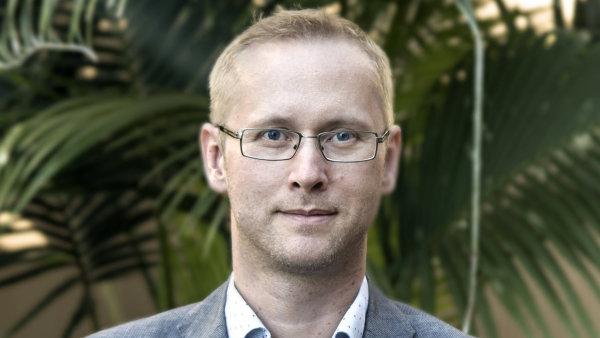 Robert Kičina, tiskový mluvčí společnosti Nestlé