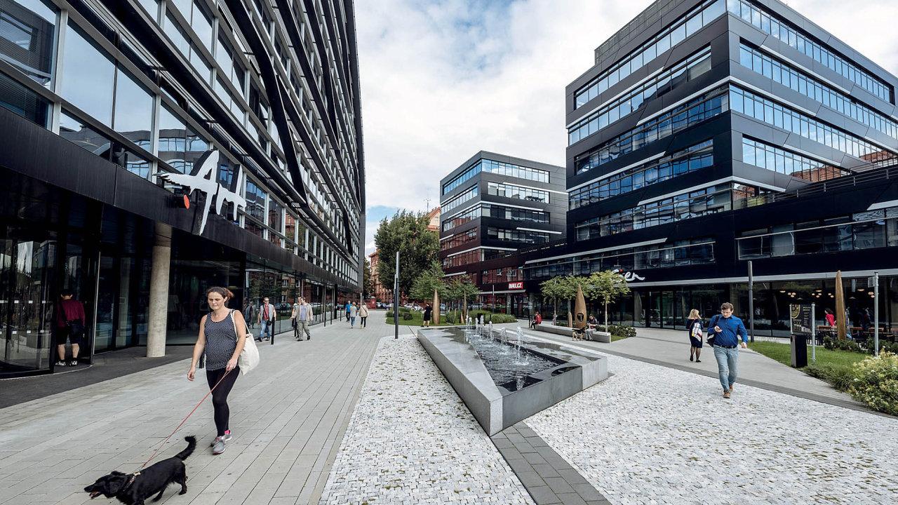Multifunkční centrum ArtGen oživilo místo v sousedství Holešovické tržnice.