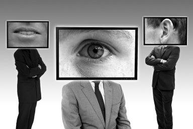 Zaměstnanci svým firmám příliš nevěří, ilustrace