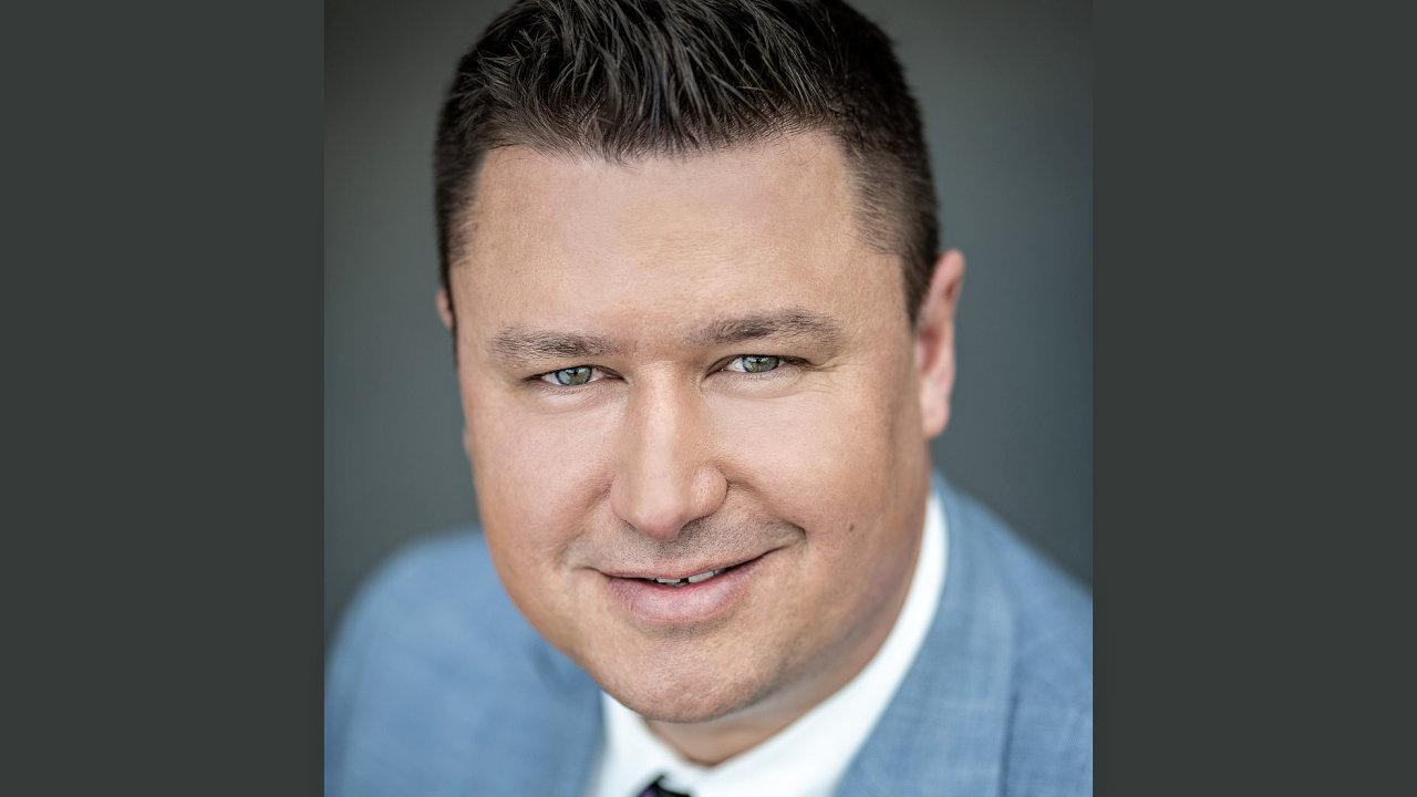 David Moravec, obchodní ředitel KBC Asset Management, ČSOB pobočce