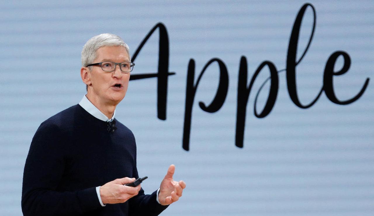 Šéf Applu Tim Cook si vypnul upozornění na svém iPhonu.